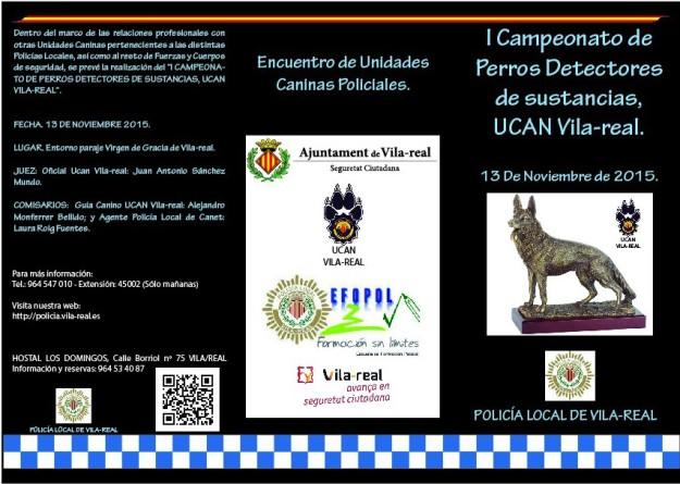 I Campeonato UCAN 2015 Portada
