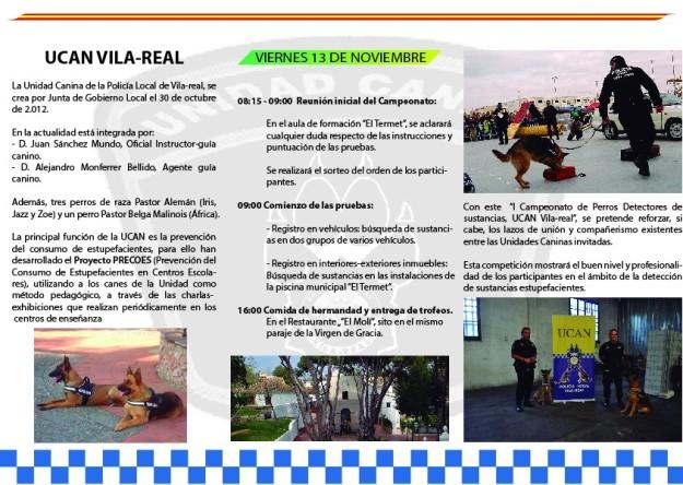 I Campeonato UCAN 2015 Reverso